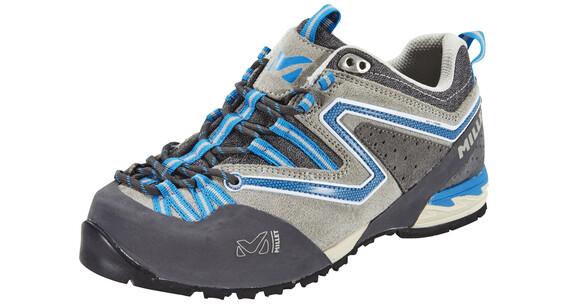 Millet Rockrise Shoes Women grey/blue
